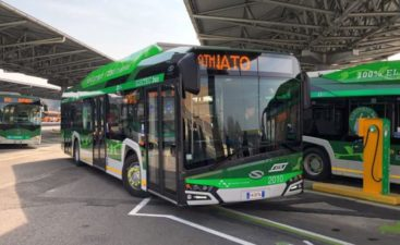 bus elettrico Atm-Milano