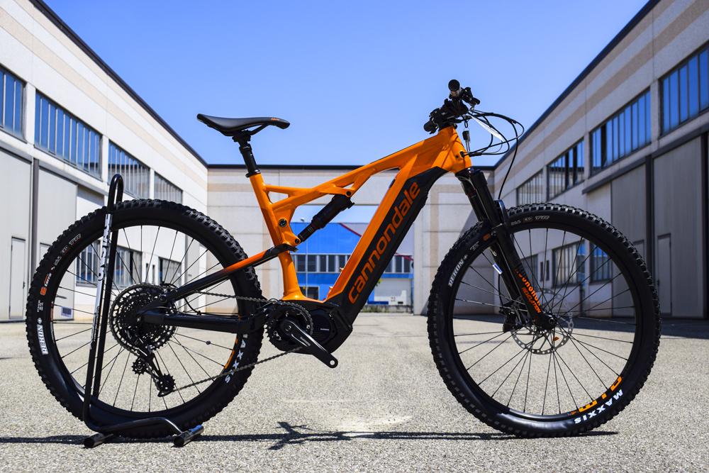 Cannondale Cujo Neo M 130 2 ebike bici elettriche mobe