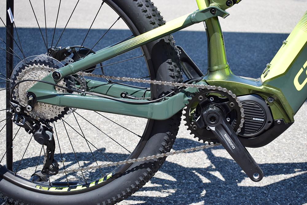 Cannondale M Cujo Neo 130 4 tech4 ebike mobe bici elettriche