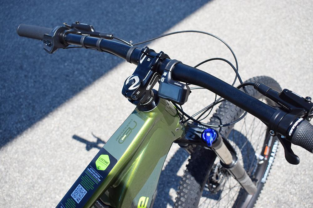 Cannondale M Cujo Neo 130 4 tech2 ebike mobe bici elettriche