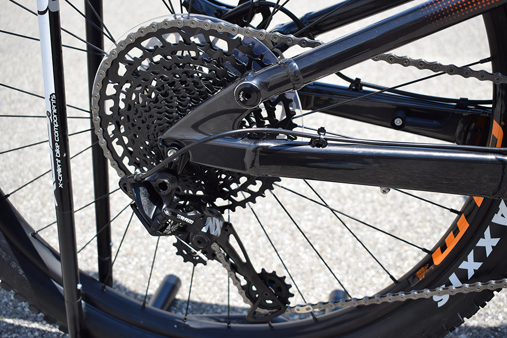 Cannondale M Cujo Neo 130 2 tech7 ebike mobe bici elettriche