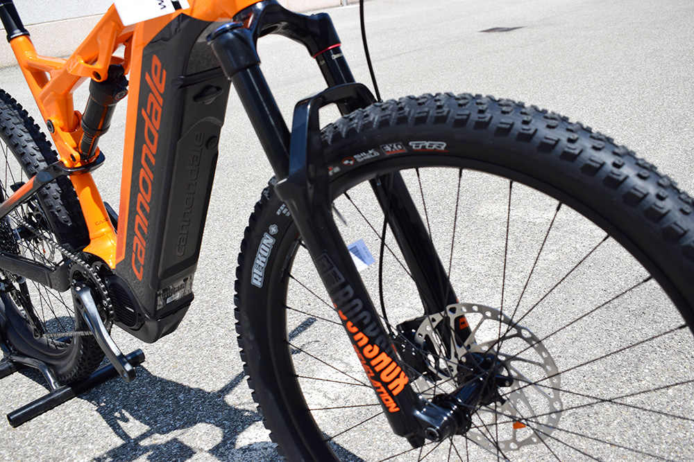 Cannondale M Cujo Neo 130 2 tech5 ebike mobe bici elettriche