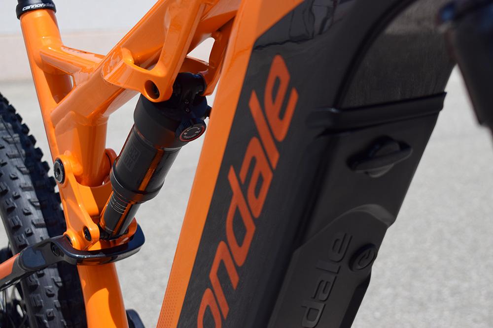 Cannondale M Cujo Neo 130 2 tech2 ebike mobe bici elettriche