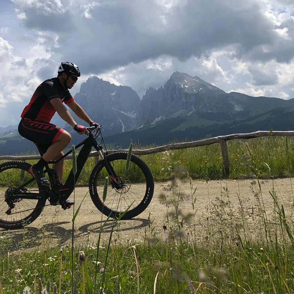 Peter fill ebike scott shimano mobe bici elettrica 2