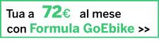 72 rata finanziamento go ebike mobe bici elettrica bologna