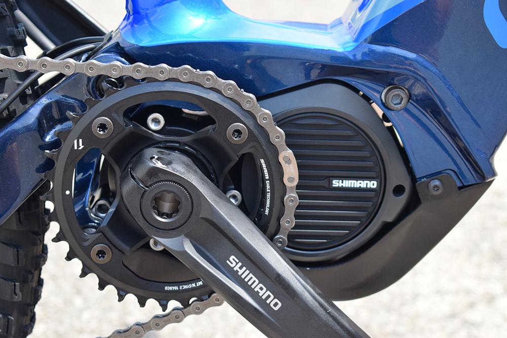 Cannondale M Cujo Neo 130 1 tech8 ebike mobe bici elettriche
