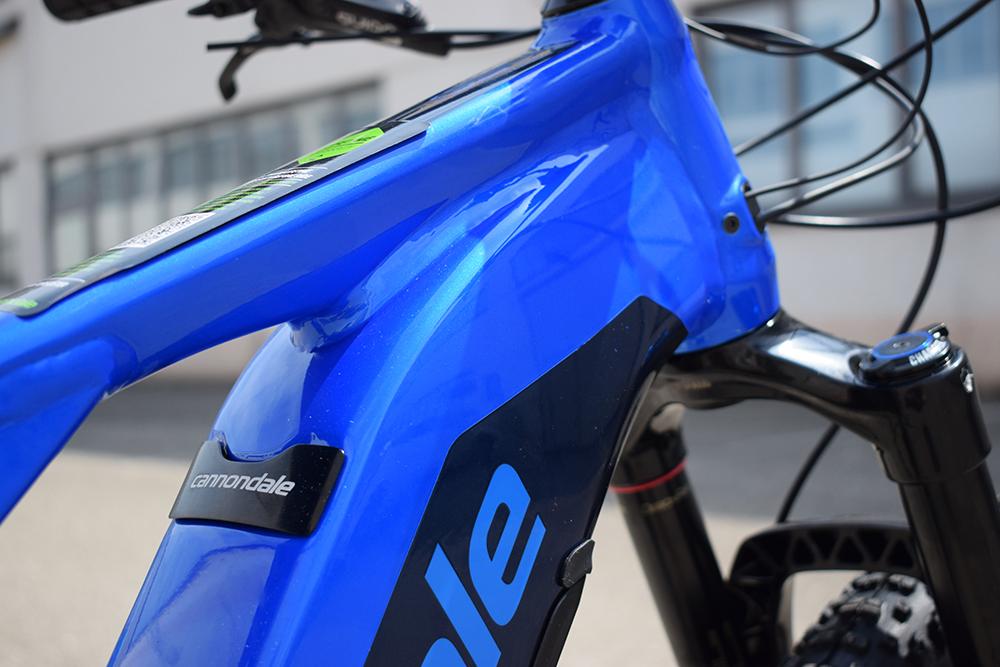 Cannondale M Cujo Neo 130 1 tech2 ebike mobe bici elettriche