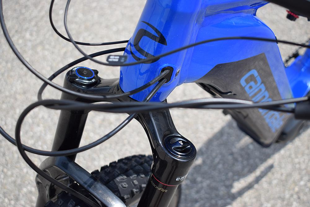 Cannondale M Cujo Neo 130 1 tech6 ebike mobe bici elettriche
