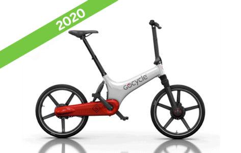 gocycle gs bianco rosso ebike 2020 bici elettrica pieghevole bologna mobe