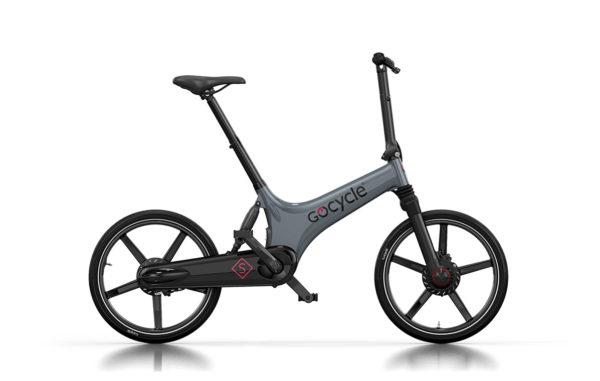 gocycle gs grigio nero ebike 2020 bici elettrica pieghevole bologna mobe