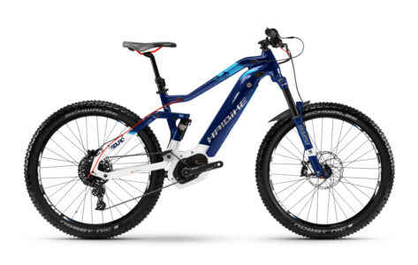 Haibike sduro fulllife lt 7 ebike bosch 2018 bici elettrica mobe