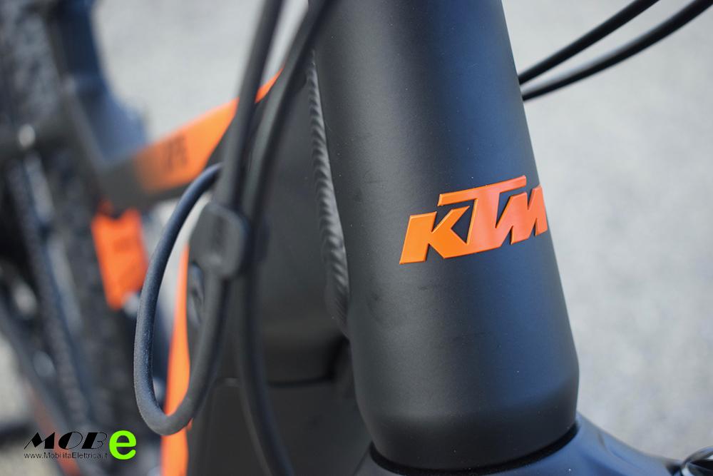 KTM Macina Race 273 tech5 ebike bosch bici elettrica 2019 mobe