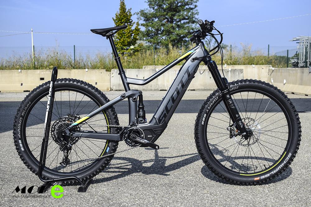 Scott genius eride 710 bici elettrica shimano ebike2 2019 mobe