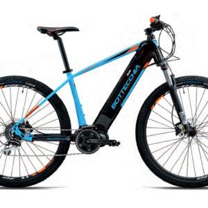 bottecchia be32 start ebike 2019 azzurro nero bici elettrica mobe