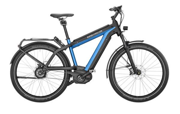 riese muller supercharger gh vario ebike bosch 2019 bici elettrica doppia batteria mobe