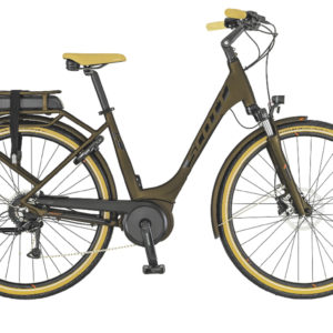 scott sub active eride unisex ebike trekking 2019 bici elettrica citta mobe