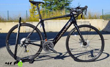 Cannondale Synapse Neo 3 1 ebike bosch 2019 bici corsa elettrica mobe