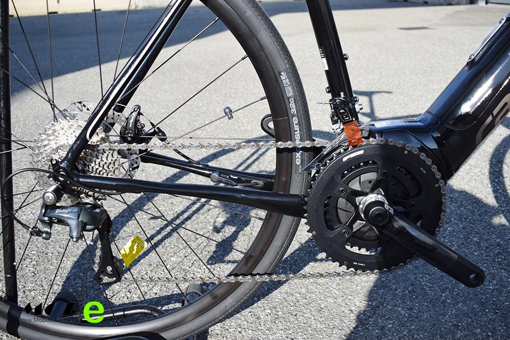 Cannondale Synapse Neo 3 tech1 ebike 2019 bici elettrica mobe