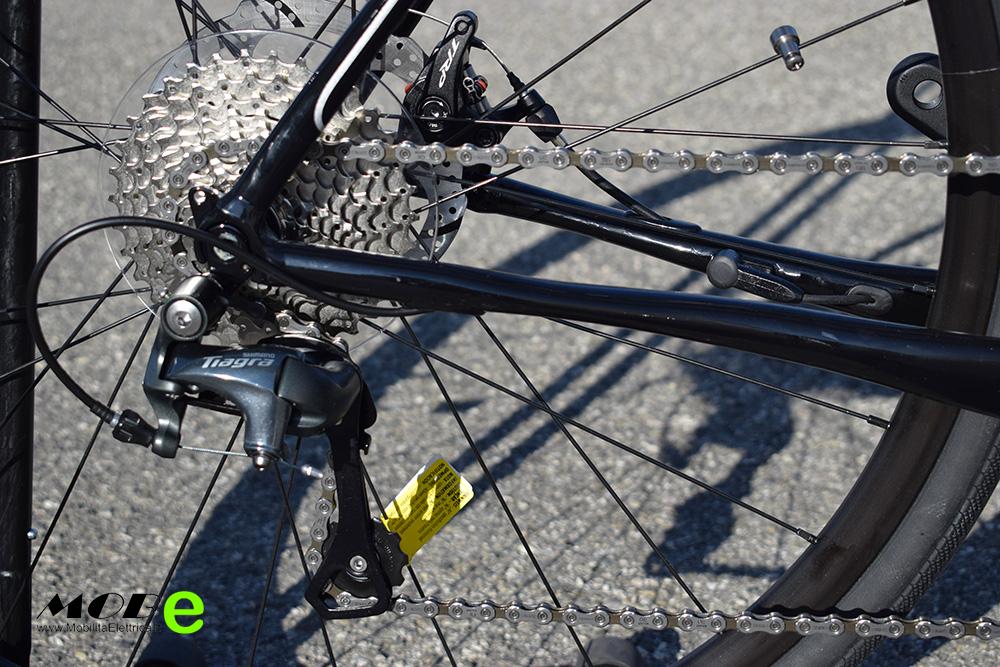Cannondale Synapse Neo 3 tech3 ebike 2019 bici elettrica mobe