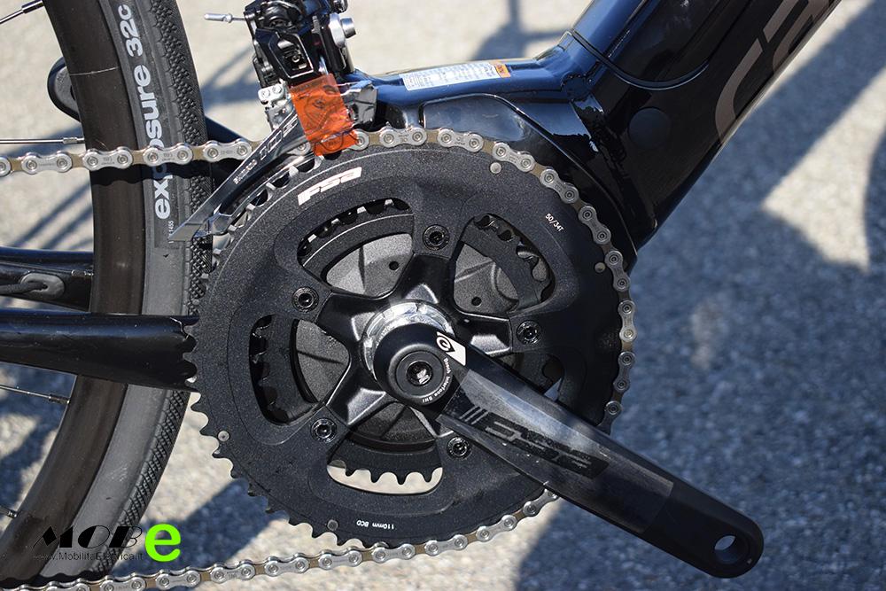 Cannondale Synapse Neo 3 tech4 ebike 2019 bici elettrica mobe