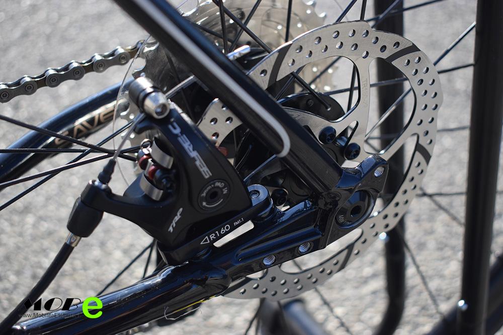 Cannondale Synapse Neo 3 e tech8 ebike 2019 bici elettrica mobe