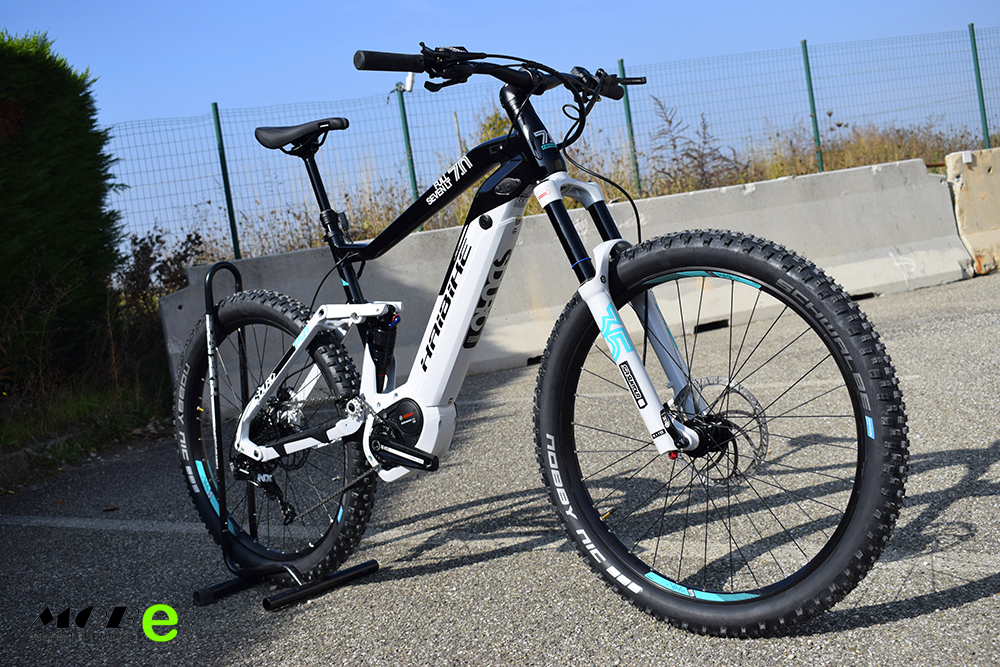 Haibike SDuro FullSeven 7 2 ebike bosch 2019 bici elettrica mobe