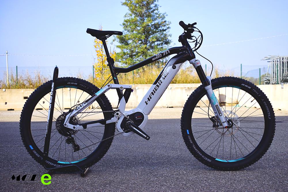 Haibike SDuro FullSeven 7 ebike bosch 2019 bici elettrica mobe