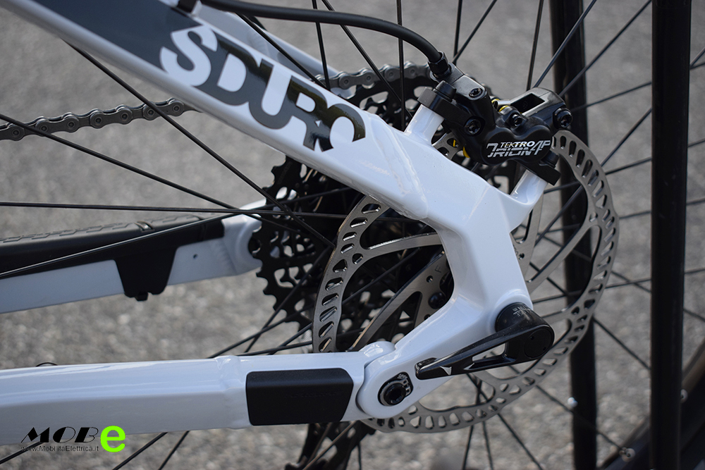 Haibike SDuro FullSeven 7 tech12 ebike 2019 bici elettrica mobe