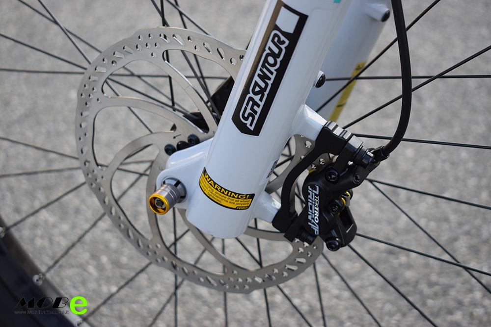Haibike SDuro FullSeven 7 tech9 ebike 2019 bici elettrica mobe
