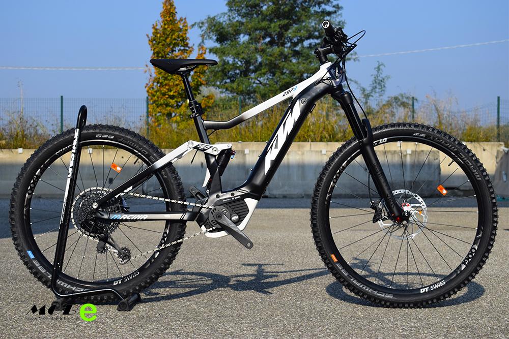 KTM Macina Kapoho 2973 ebike bosch 2019 bici elettrica mobe