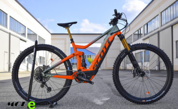 Scott genius eride 900 tuned bici elettrica shimano top gamma ebike1 2019 mobe