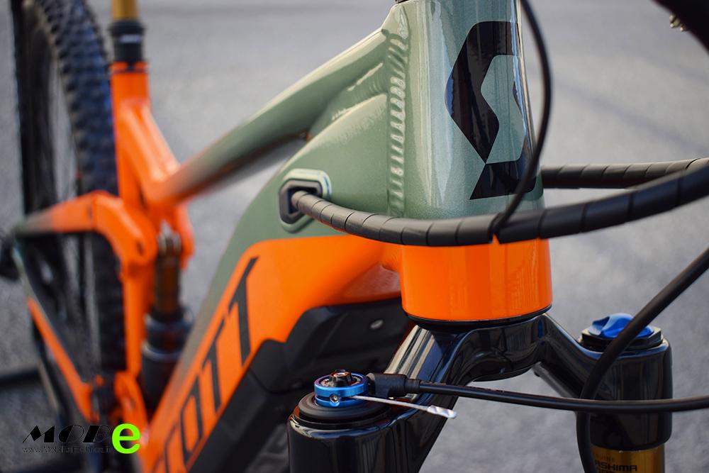 Scott genius eride 900 tuned tech5 bici elettrica shimano top gamma ebike2 2019 mobe