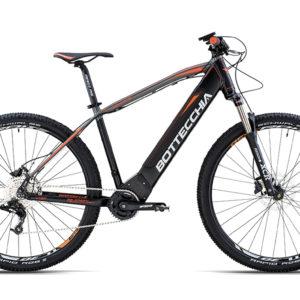 bottecchia be54 watt ebike 2019 rosso nero bici elettrica mobe