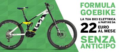 formula goebike finanziamento bici elettriche 22 euro mese mobe
