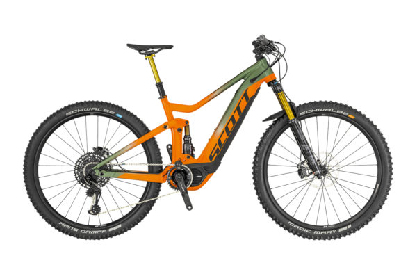 scott genius eride 900 tuned ebike shimano top gamma 2019 bici elettrica mobe