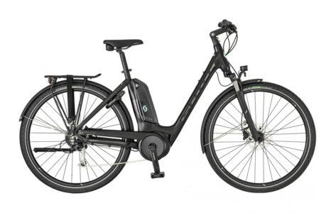 scott sub tour eride 20 unisex ebike bosch 2019 bici elettrica mobe