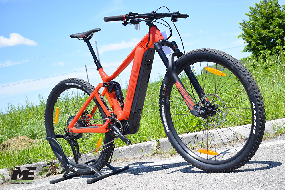 BMC Speedfox AMP Four 2 2019 ebike shimano bici elettrica mobe