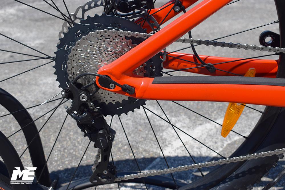 BMC Speedfox AMP Four tech1 2019 ebike shimano bici elettrica mobe