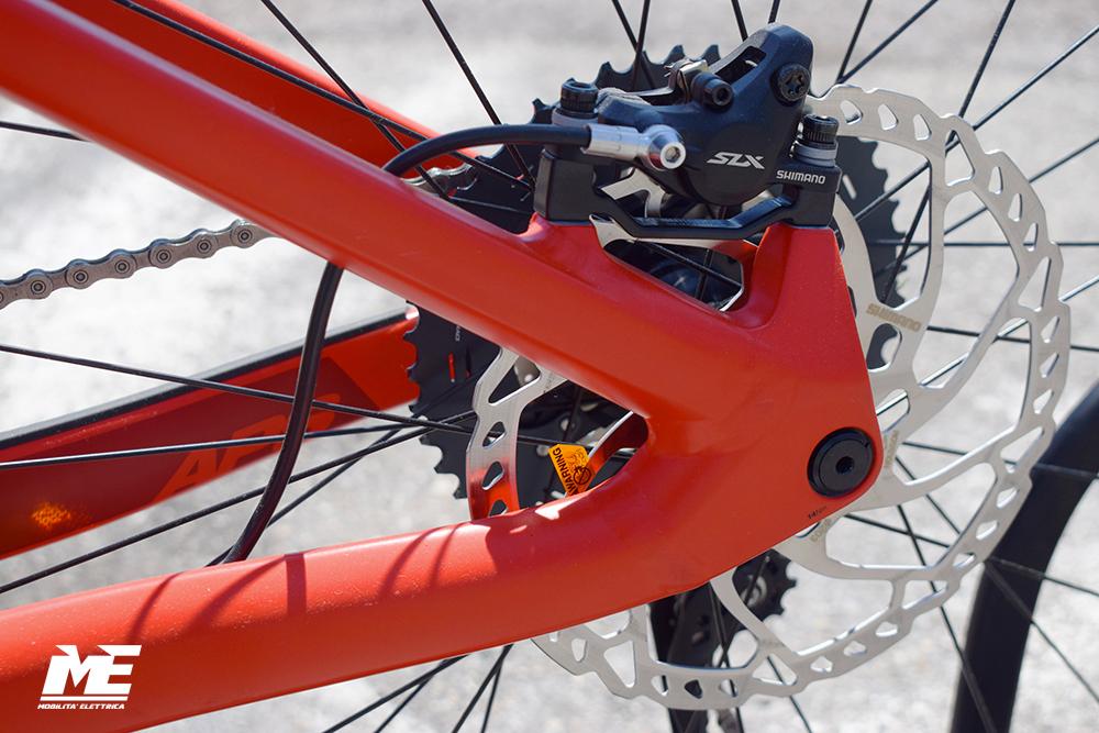 BMC Speedfox AMP Four tech9 2019 ebike shimano bici elettrica mobe