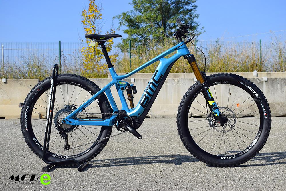BMC Trailfox AMP SX 1 2019 ebike shimano bici elettrica mobe top di gamma 2019