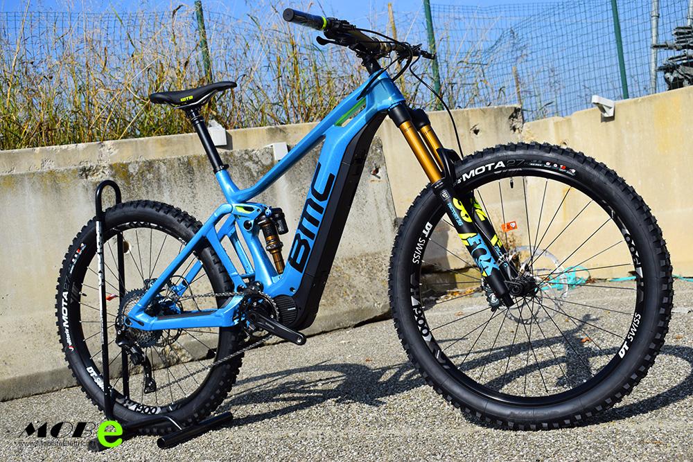 BMC Trailfox AMP SX 2 2019 ebike shimano bici elettrica mobe top di gamma 2019