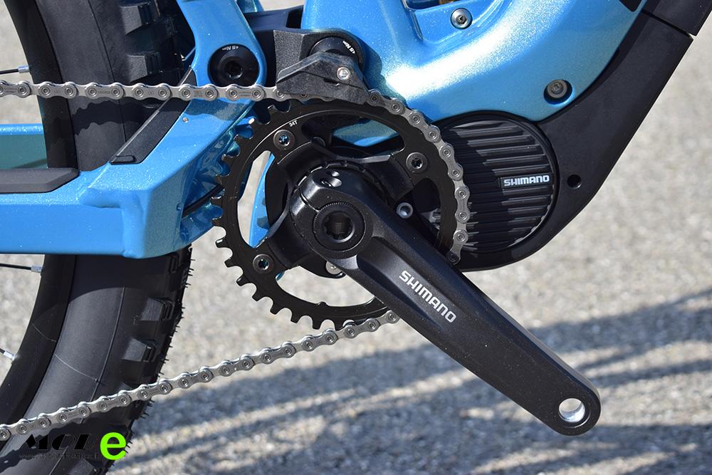 BMC Trailfox AMP SX tech1 2019 ebike bici elettrica mobe