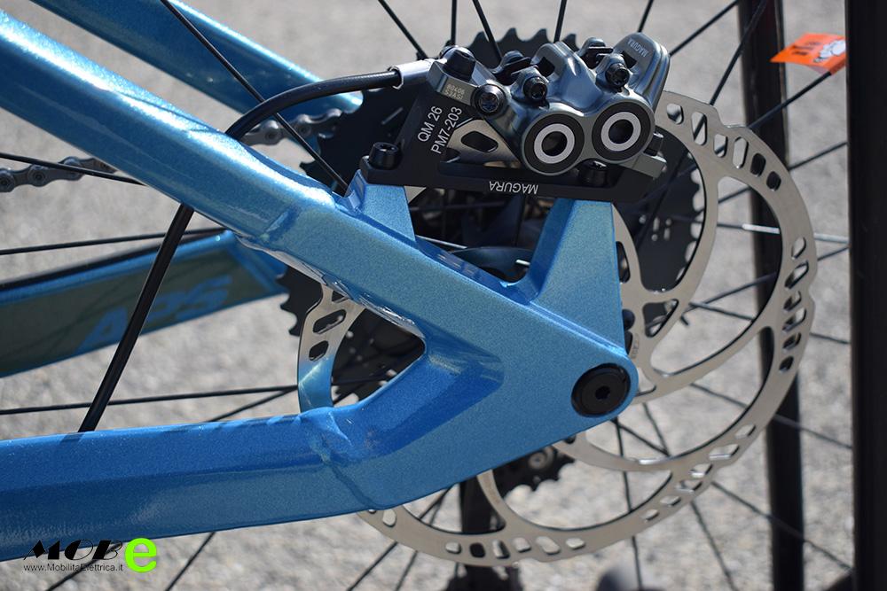 BMC Trailfox AMP SX tech10 2019 ebike bici elettrica mobe