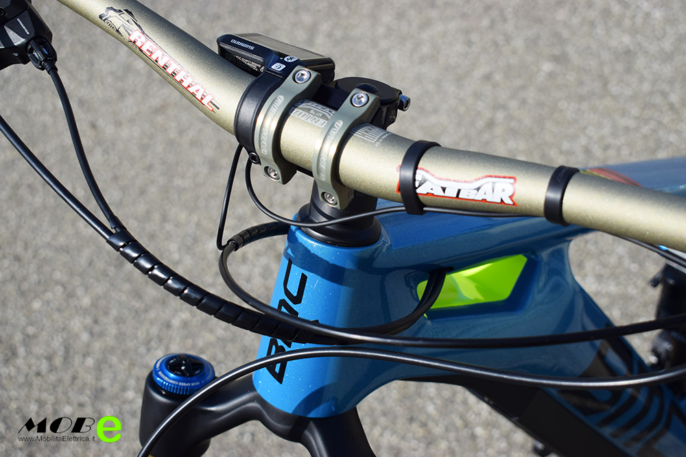 BMC Trailfox AMP SX tech11 2019 ebike shimano bici elettrica mobe top di gamma 2019