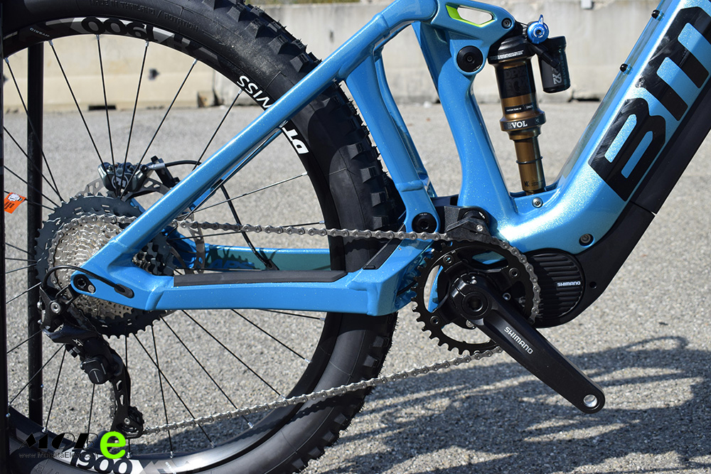 BMC Trailfox AMP SX tech2 2019 ebike bici elettrica mobe