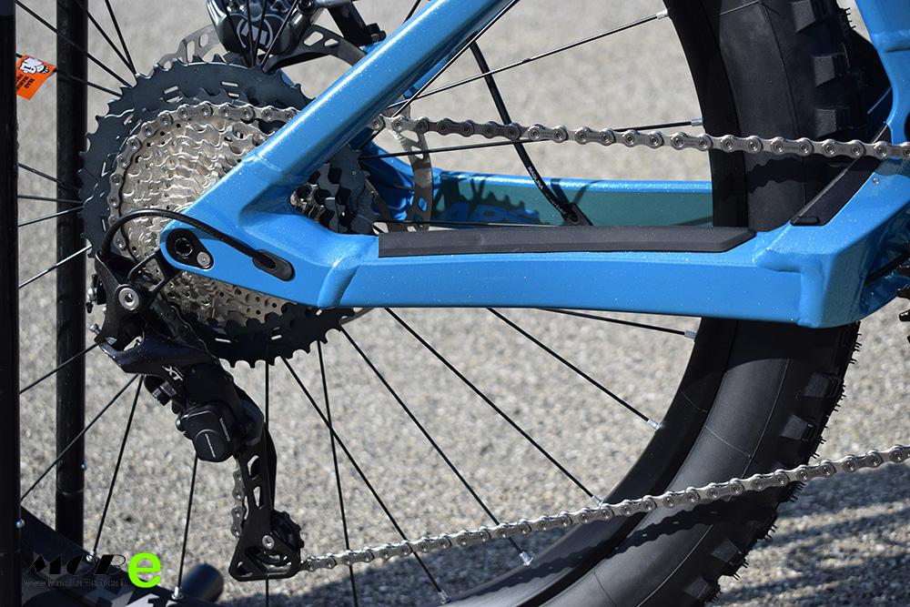 BMC Trailfox AMP SX tech3 2019 ebike bici elettrica mobe