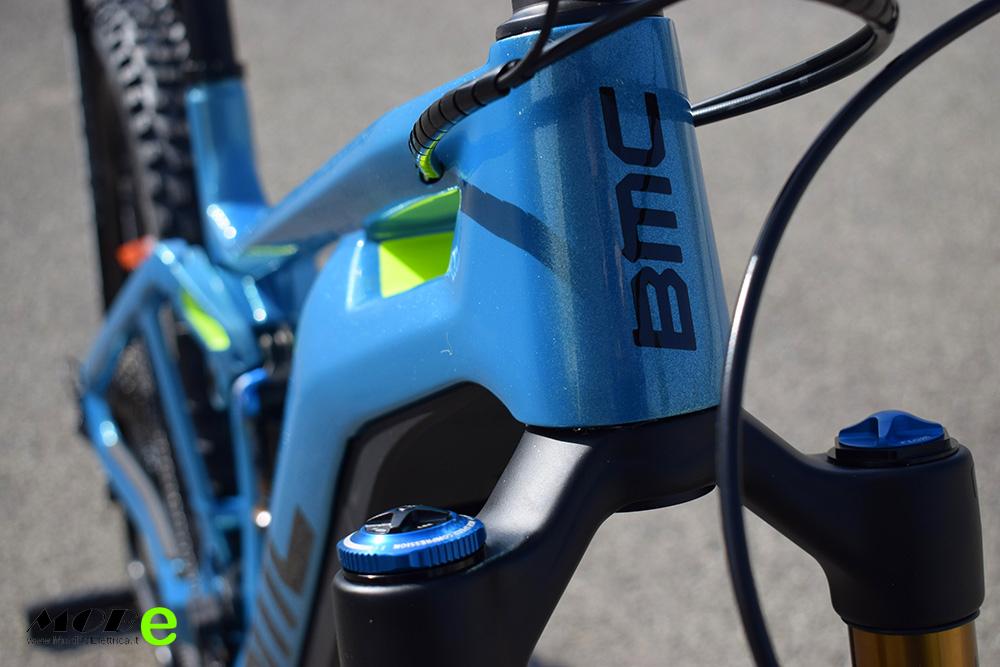 BMC Trailfox AMP SX tech8 2019 ebike shimano bici elettrica mobe top di gamma 2019