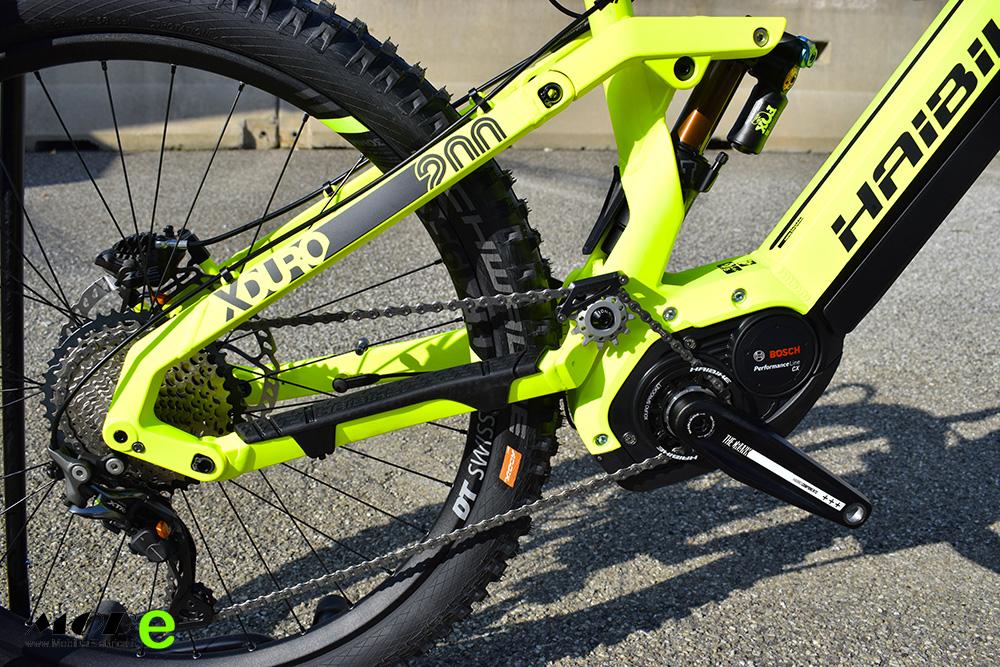 Haibike XDuro Dwnhll 9 tech1 ebike 2019 bici elettrica mobe