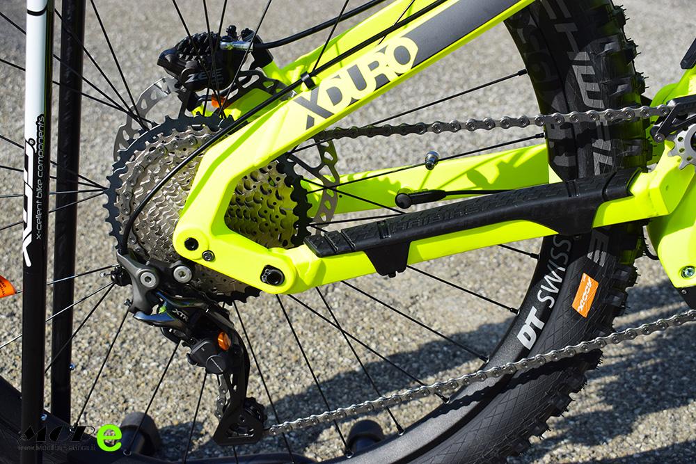 Haibike XDuro Dwnhll 9 tech3 ebike 2019 bici elettrica mobe