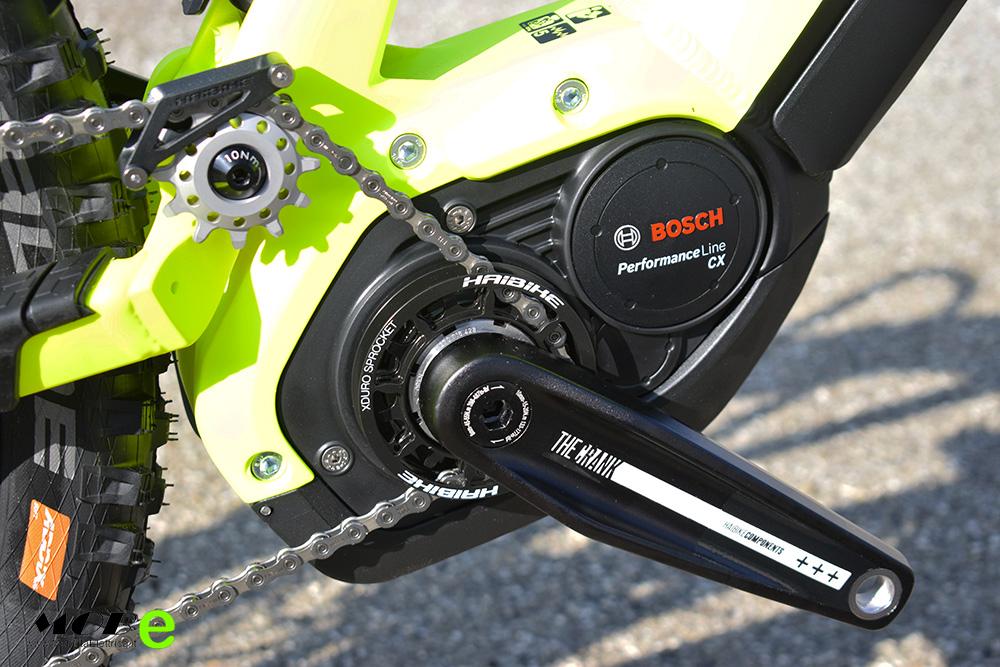 Haibike XDuro Dwnhll 9 tech4 ebike 2019 bici elettrica mobe